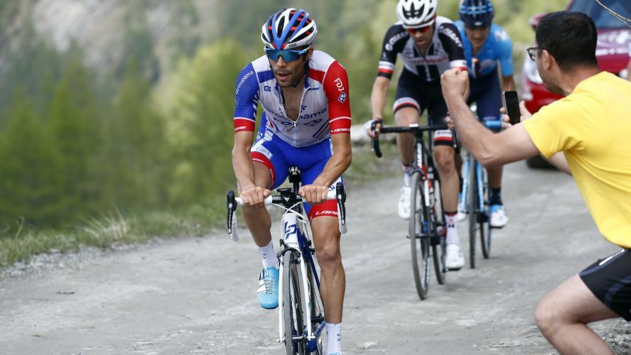 Premier Tour de France pour David Gaudu — Cyclisme