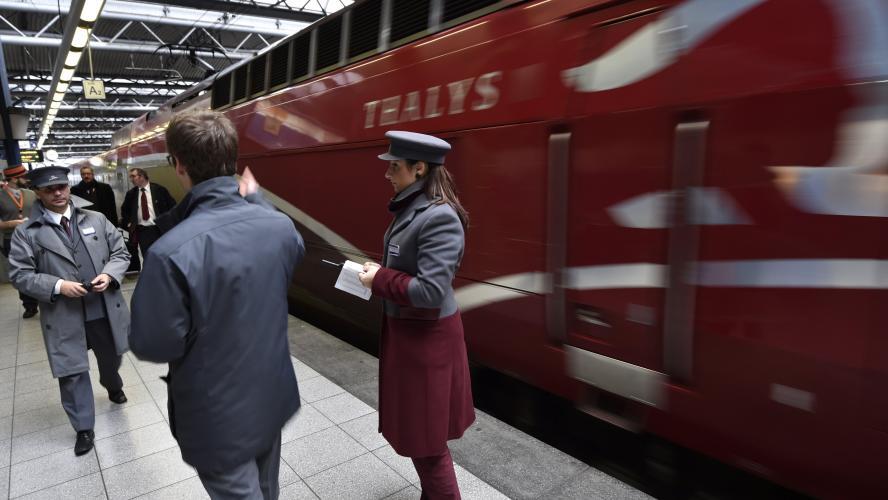 Thalys : Bordeaux-Bruxelles en 4h dès juin 2019 !