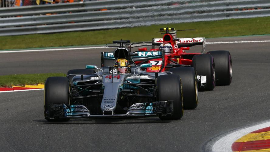 F1 : le GP de Belgique à Spa jusqu'en 2021