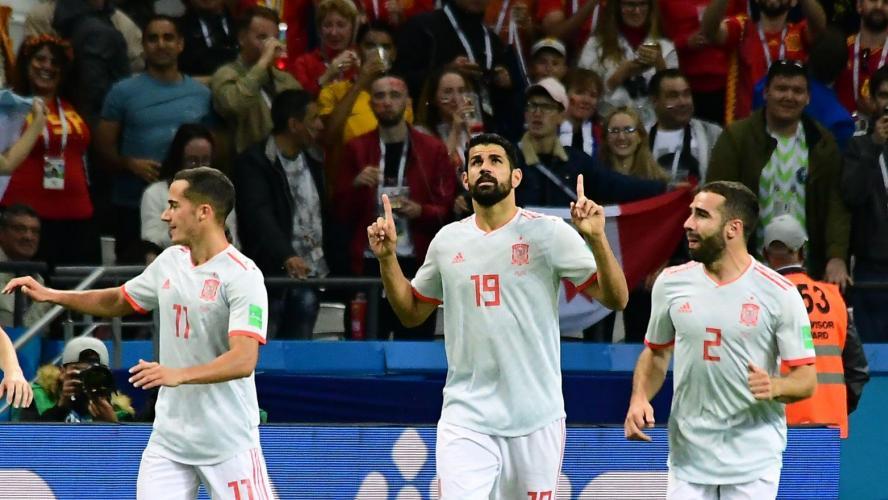 Coupe du monde : Diego Costa a fait le ménage