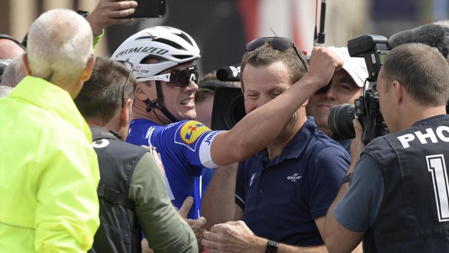 Yves Lampaert champion - Fil Info - Cyclisme