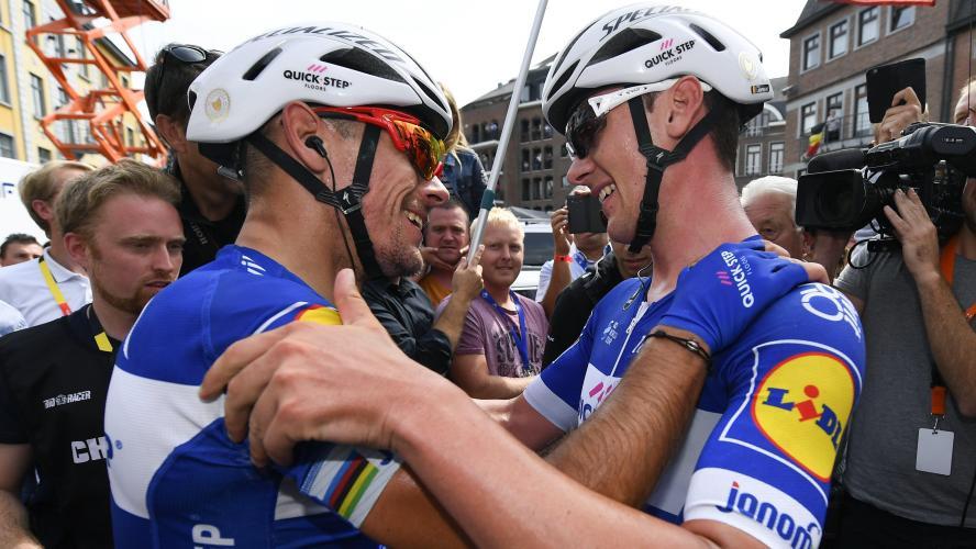 Cyclisme - Tour de France 2018 - Quick-Step : L'équipe retenue pour le Tour