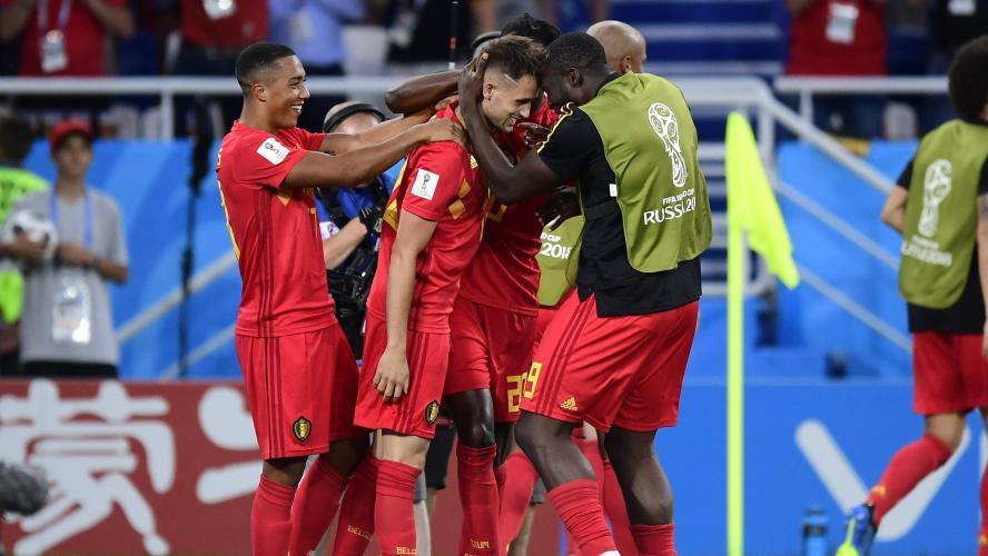 Les diables rouges invaincus en phase de poules depuis la coupe du monde 1994 - Poule coupe du monde foot ...