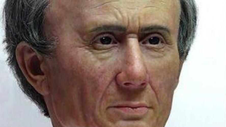 Le visage de Jules César reconstitué par des chercheurs