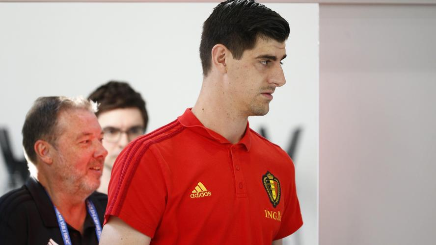 Les Diables rouges en quarts de finale — Match Belgique-Japon