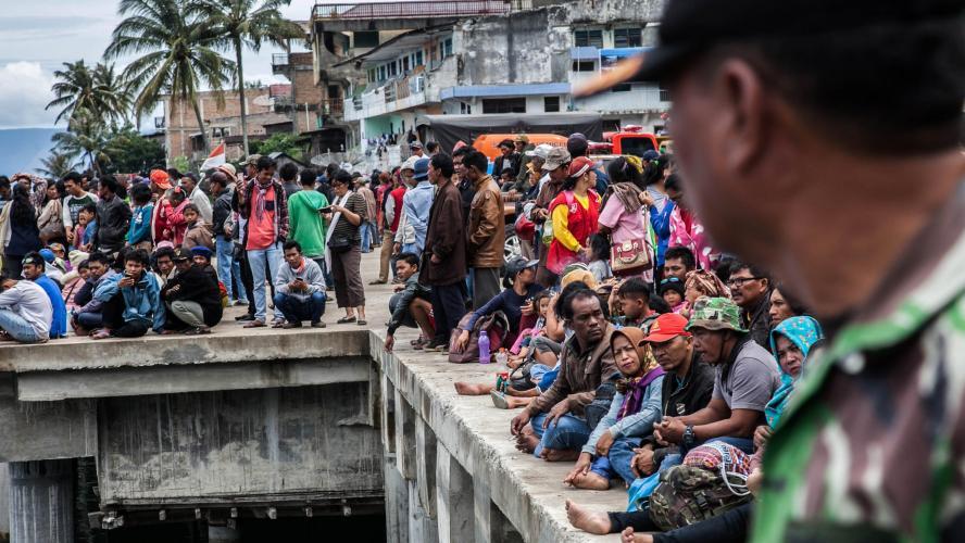 Nouveau naufrage d'un traversier, 24 morts — Indonésie