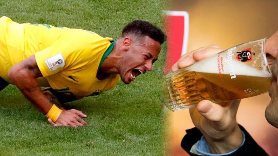 Neymar se dit dégoûté du foot après le Mondial — Brésil