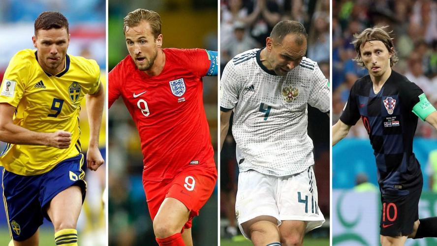 Mondial 2018 : la Croatie s'invite dans le dernier carré !