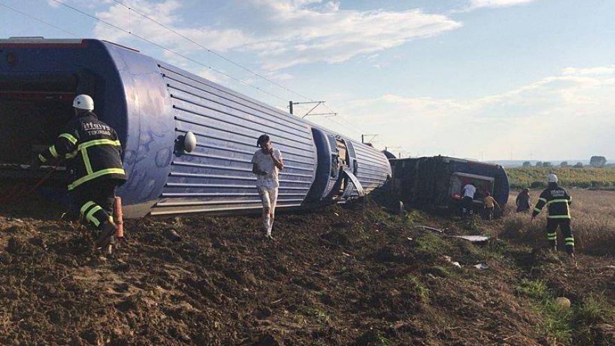 Vidéo. Dix morts, 73 blessés dans le déraillement d'un train en Turquie