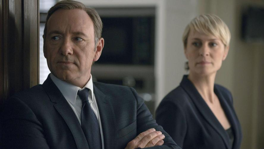 Affaire Kevin Spacey : l'actrice Robin Wright brise le silence