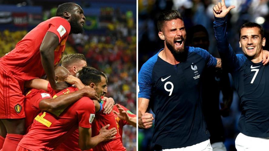 France-Belgique (1-0) : les Bleus sont en finale !