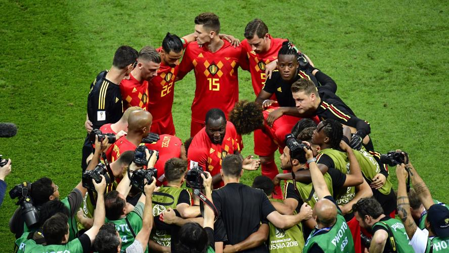 Mondial 2018 - Kylian Mbappé répond aux joueurs belges sur le jeu français