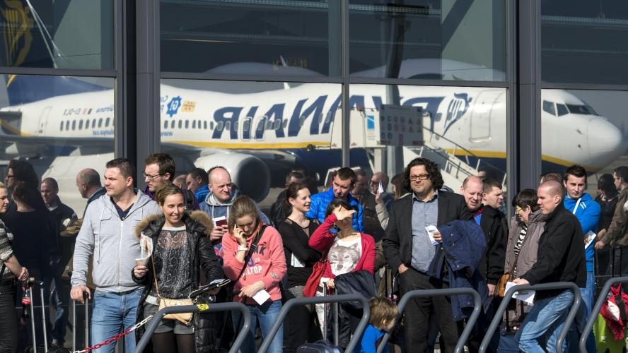 Les pilotes irlandais feront encore grève deux jours en juillet — Ryanair