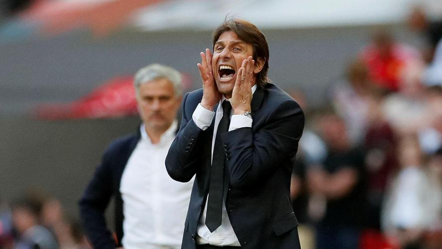 Conte prend la porte ! (officiel) — Chelsea