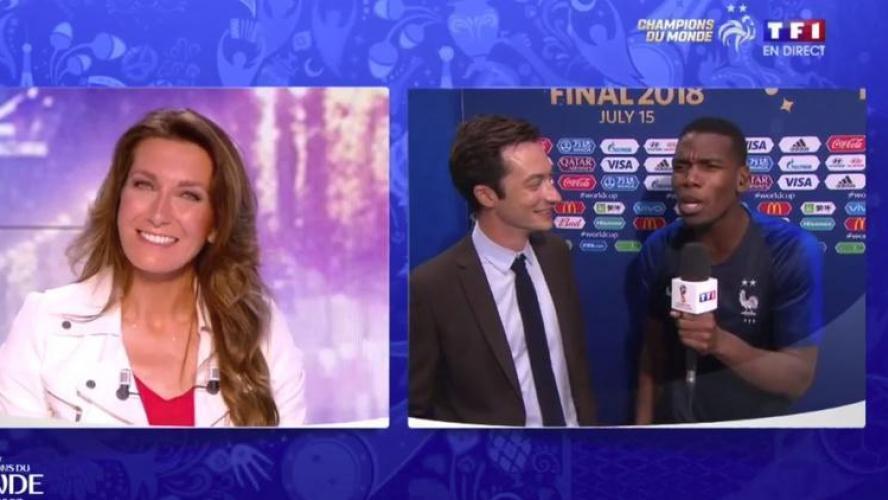 VIDÉO - Equipe de France : la belle bourde de Paul Pogba
