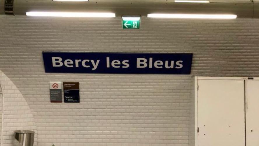 La RATP renomme six stations de métro — Victoire des Bleus