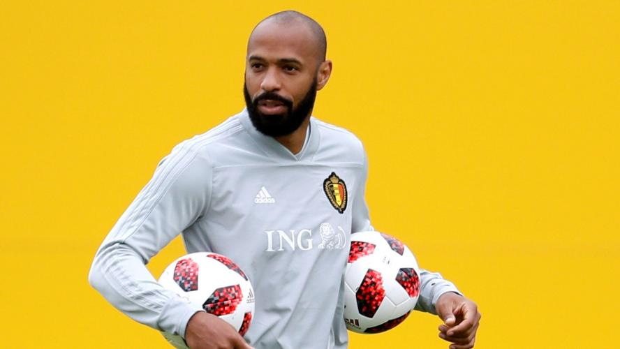 Gros changement dans la carrière de Thierry Henry