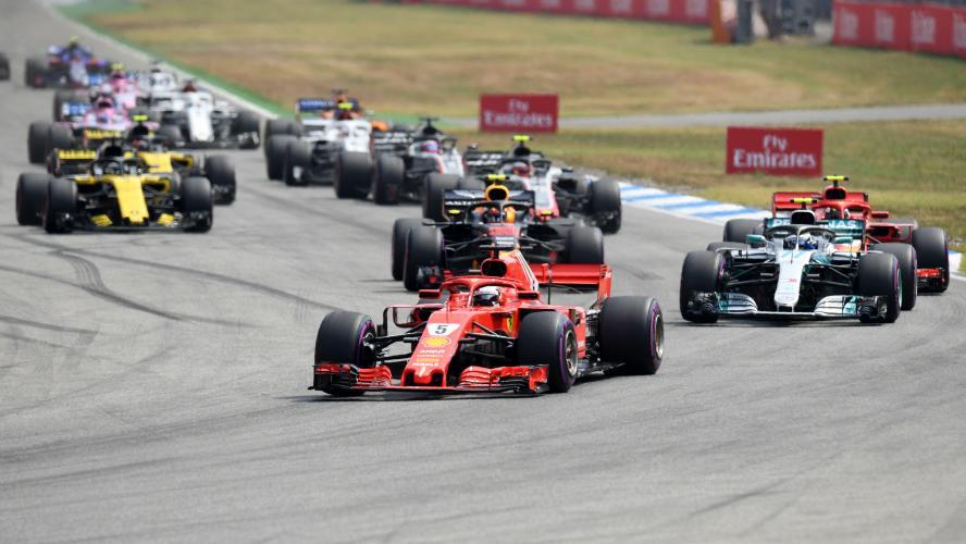 Pas de Grand Prix de Formule 1 à Miami en 2019