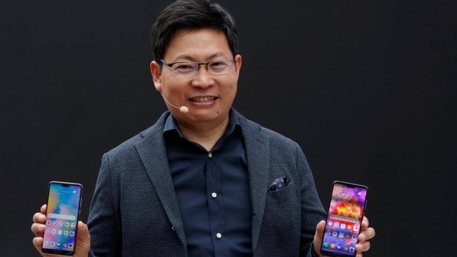 Huawei dépasse Apple et devient le deuxième constructeur de smartphones