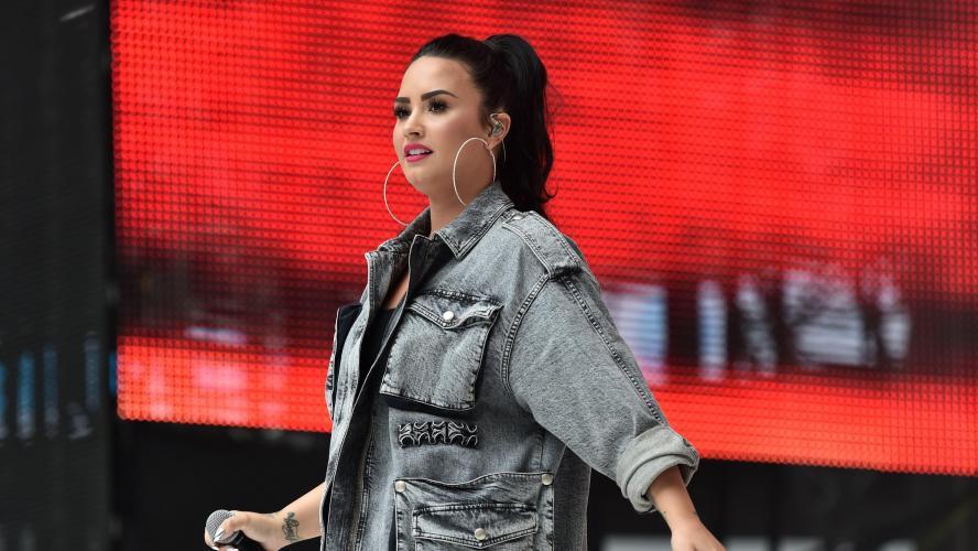 La chanteuse Demi Lovato devrait sortir de l'hôpital cette semaine