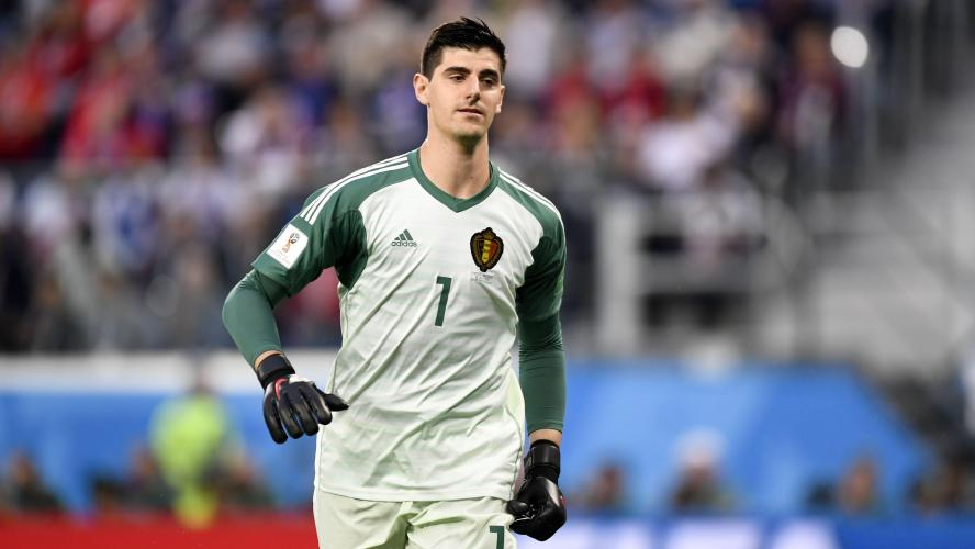 Real Madrid / Courtois :