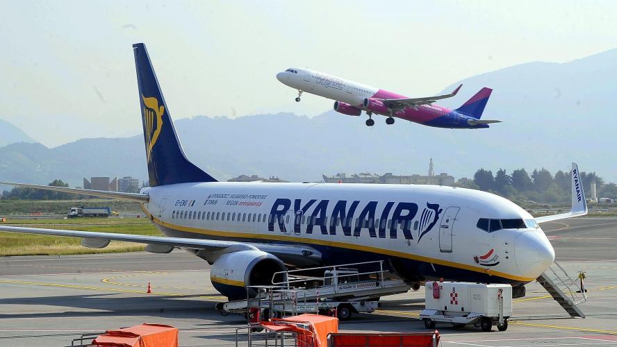 Escalade de la grève européenne avec les pilotes allemands et néerlandais — Ryanair