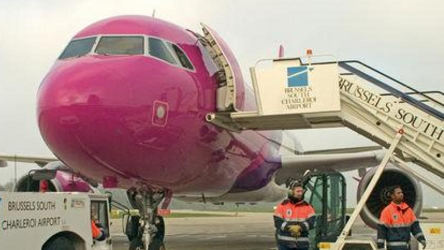 Wizz Air ouvre une ligne vers Craiova au départ de Charleroi