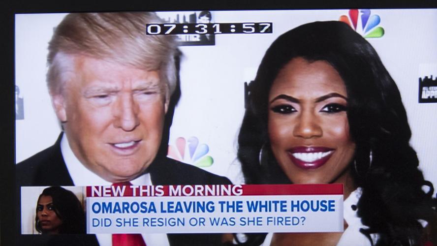 Une ex-conseillère de Trump diffuse l'enregistrement de son licenciement