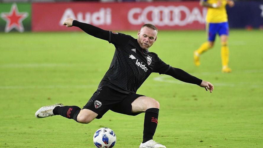 L'action complètement folle de Wayne Rooney