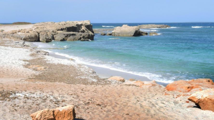 1 000€ d'amende pour une bouteille de sable — Sardaigne