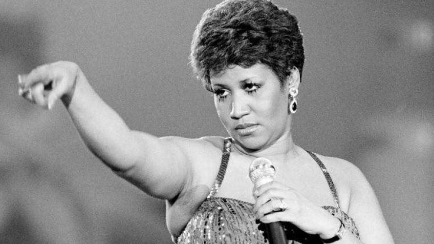Quand Aretha Franklin chantait pour l'investiture de Barack Obama en 2009