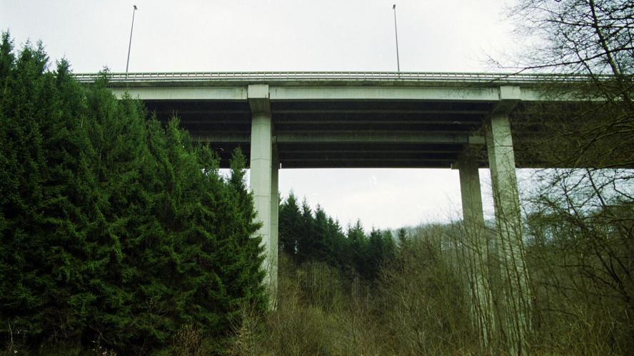 Le viaduc de Somme-Leuze devrait être en chantier en 2019.