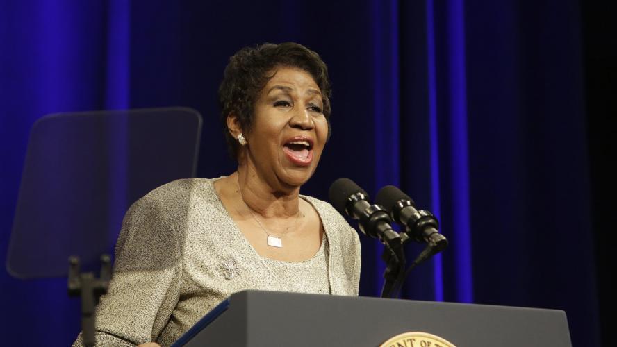La chanteuse Aretha Franklin est morte