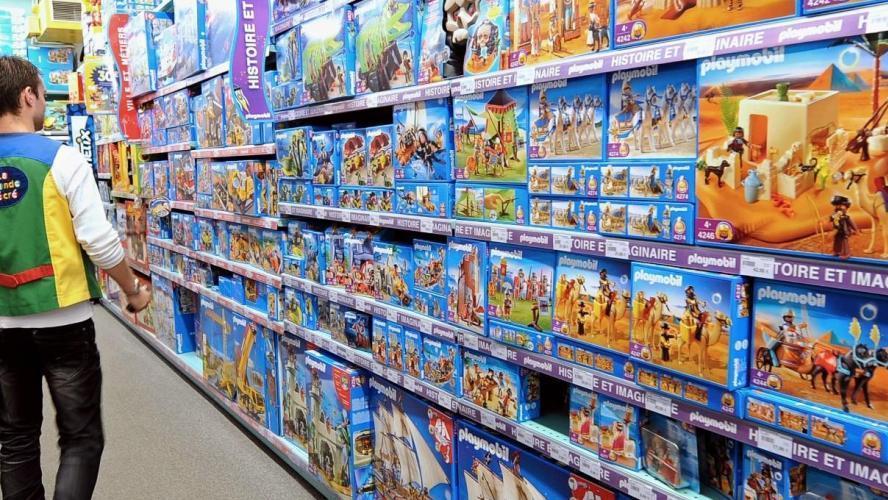 Playmobil, Lego, Barbie, etc.   des jouets neufs à -50% dans 15 ... a3688d81b5cb