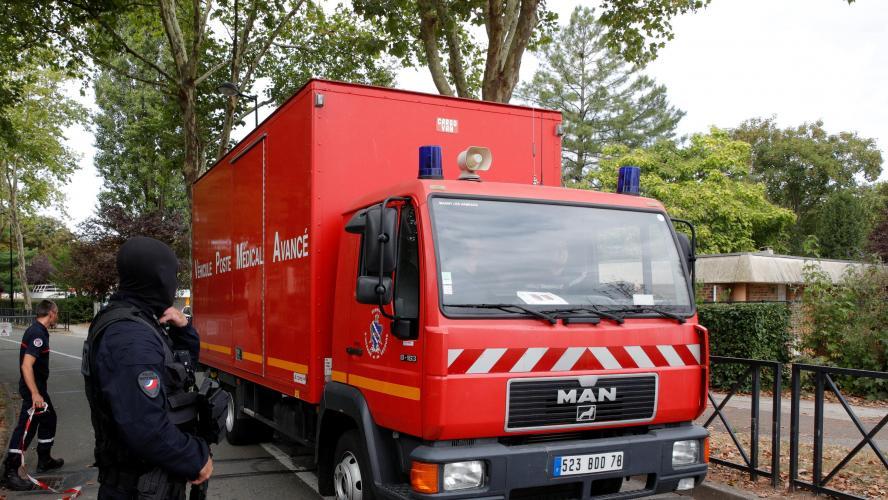 France : plusieurs victimes dans une attaque au couteau