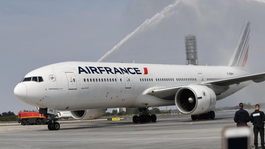 Air France va stopper ses liaisons avec Téhéran