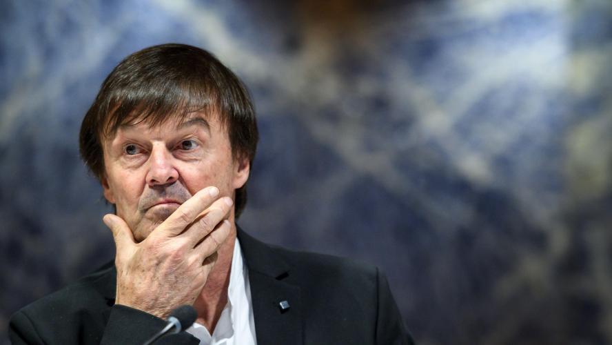 Gouvernement. Nicolas Hulot annonce sa démission
