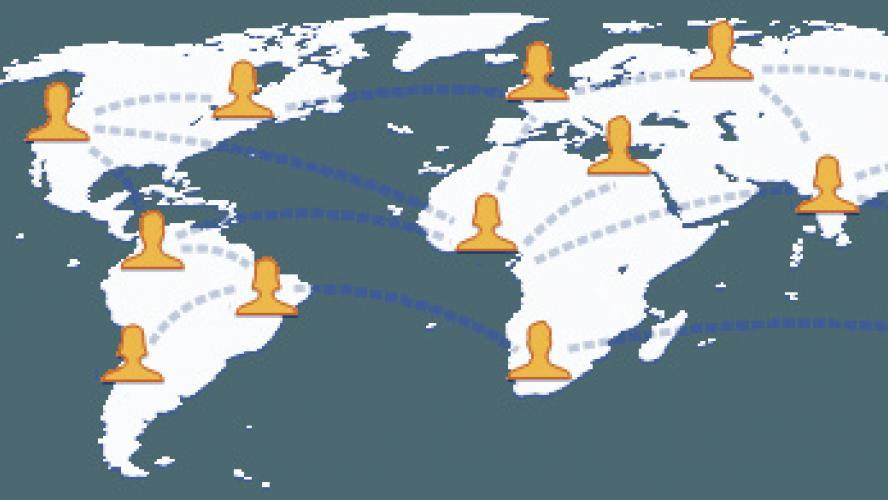 Brève panne mondiale de Facebook après des