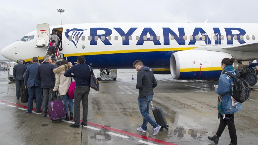 La plus grande grève jamais organisée attendue — Ryanair