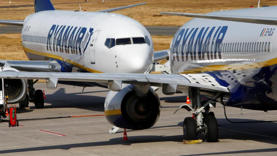 Les pilotes allemands en grève ce mercredi — Ryanair