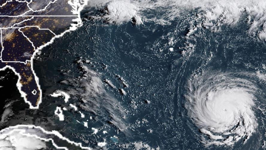 DIRECT. Etats-Unis : l'ouragan Florence frappe la côte Est