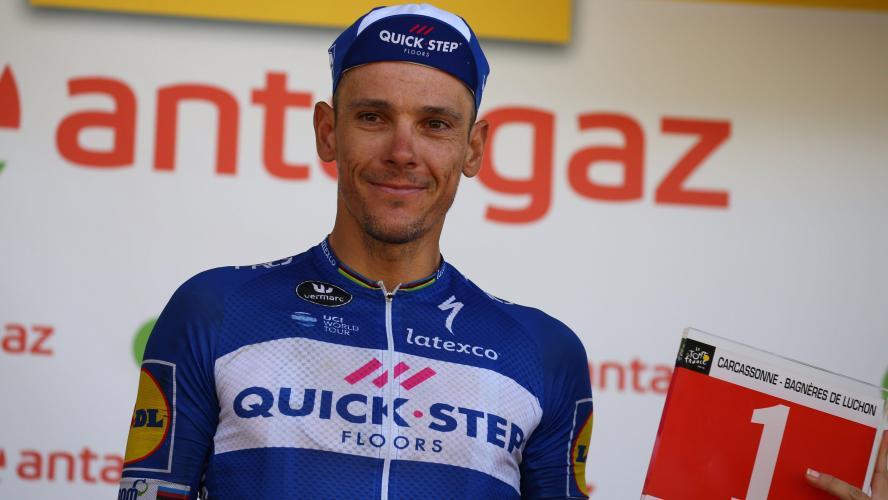 Philippe Gilbert s'impose pour sa rentrée — GP d'Isbergues