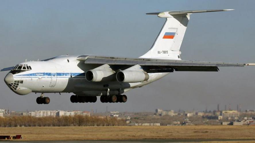 Un avion militaire russe disparait en Méditerranée