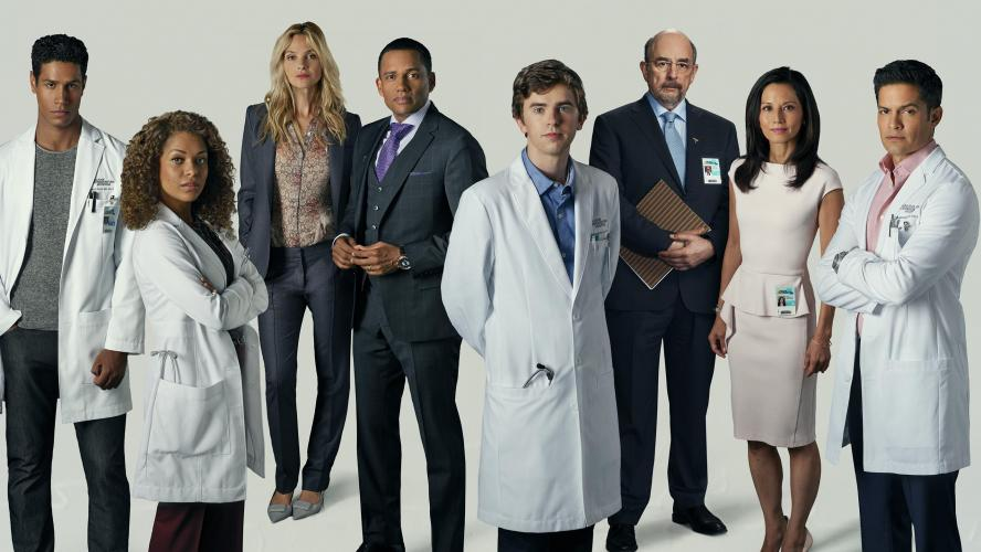 Nouveau départ dans la série médicale — The Good Doctor