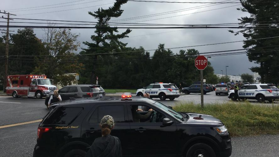 Maryland : une fusillade fait