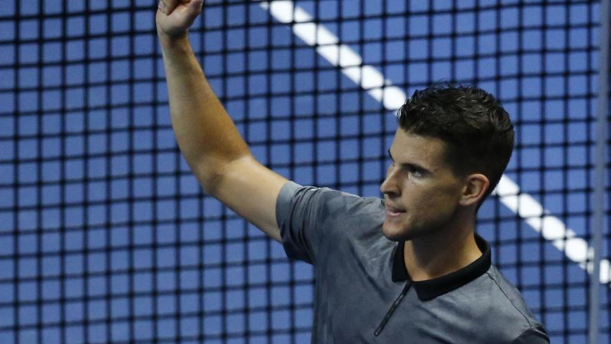 Klizan retrouve Thiem en finale — Tennis