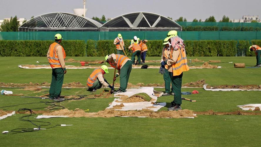 Des employés non payés depuis plusieurs mois au Qatar