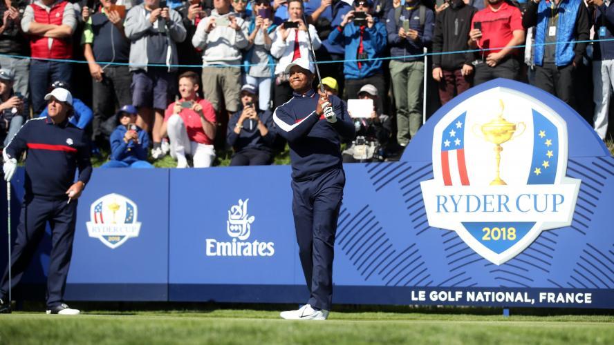 Tiger Woods, l'heure du rappel a sonné — Ryder Cup