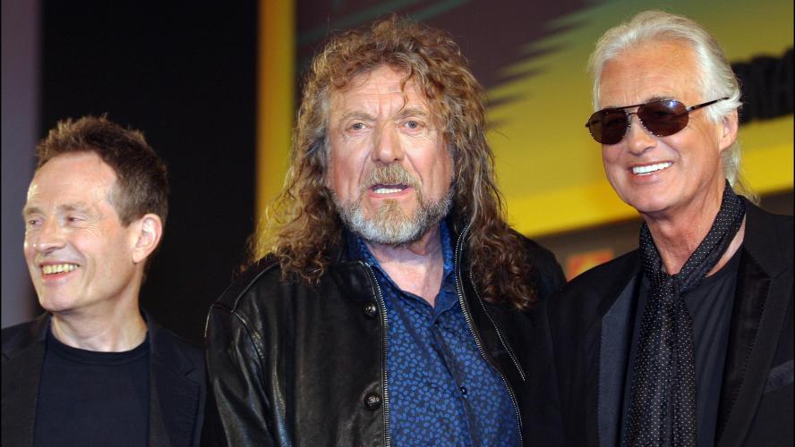 Led Zeppelin de nouveau jugé pour