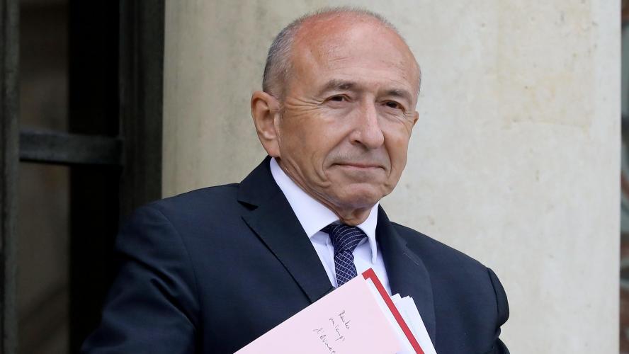 Gérard Collomb a présenté sa démission à Emmanuel Macron, qui l'a refusée